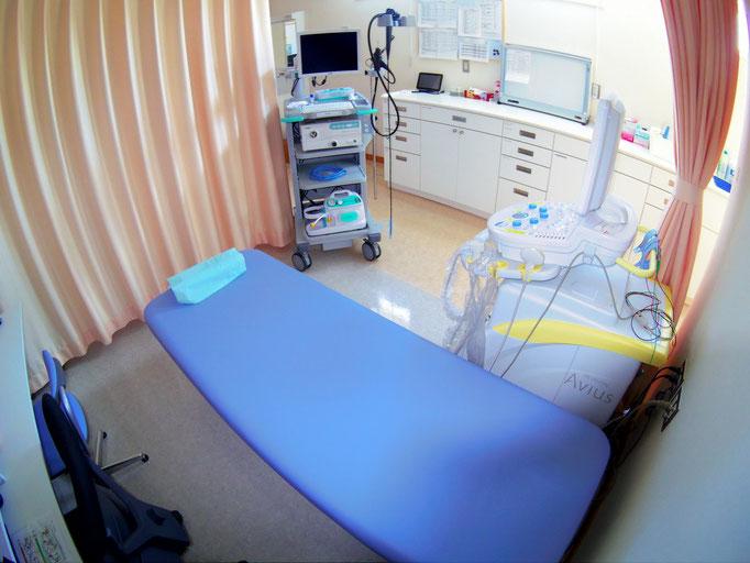 生理検査室