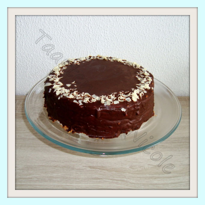 Gezouten karamel cheesecake