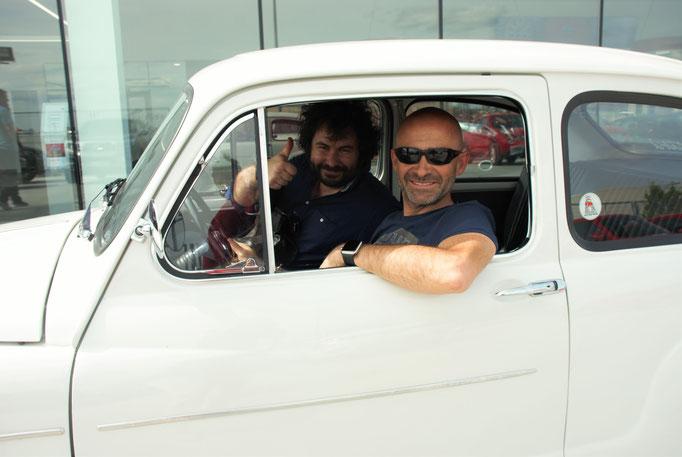 Antonio Lobato Seat 600