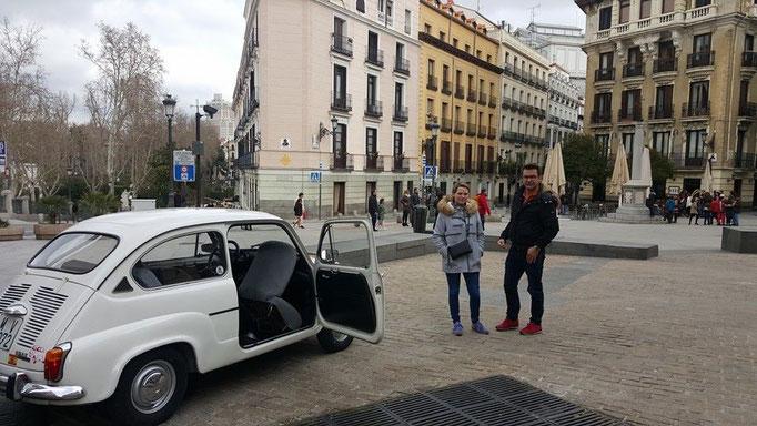 Plaza Ramales tours guia