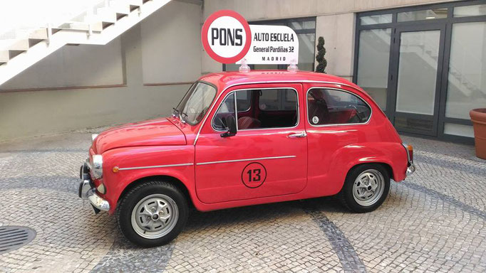 seat 600 eventos madrid