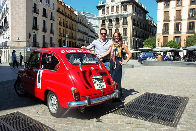 Puerta Alcala Madrid tours