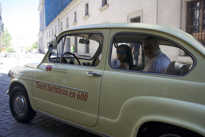 seat 600 tours turisticos