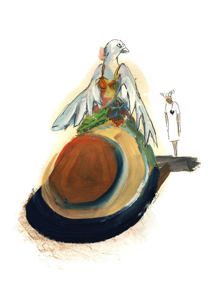 Illustration Aschenputtel