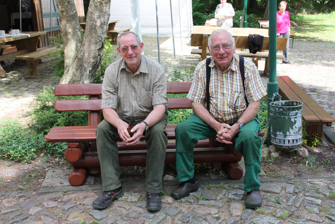 Klaus und Herbert
