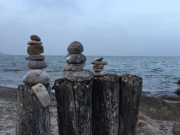Kunsttherapie in der Natur