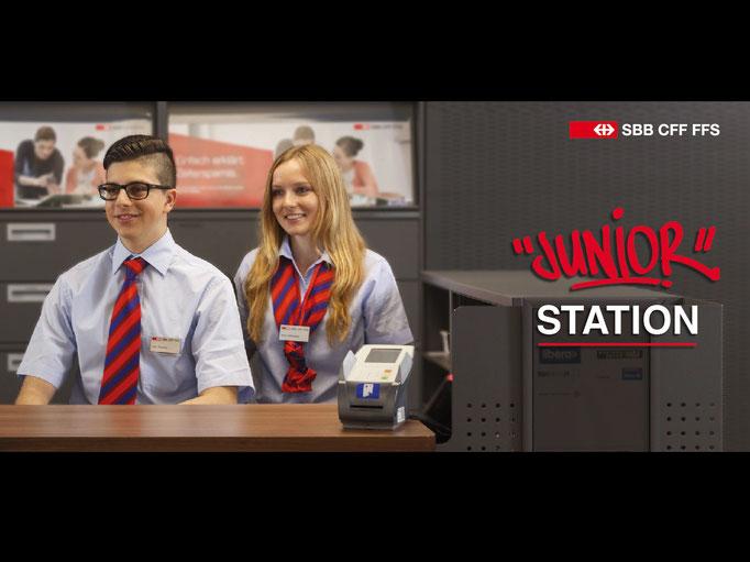 SBB Junior Station