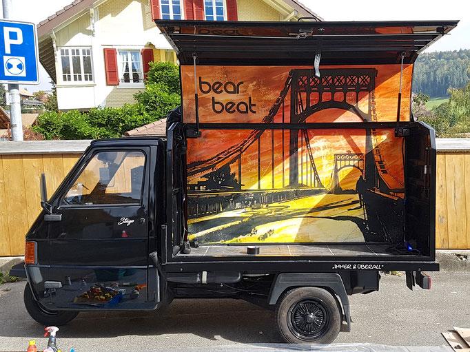 BEAR BEAT - Der richtige Sound an deinem Event