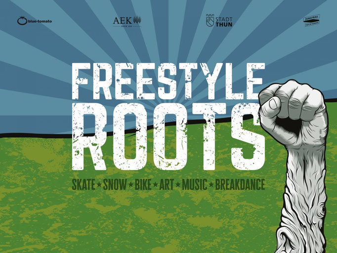 FREESTYLE ROOTS 12.-14. OKTOBER 2018 THUN SÜD