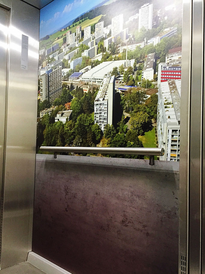 Beschriftungen Bern - Werbetechnik, Wandgestaltung, Kreativ, Bern, Zürich, Schweiz