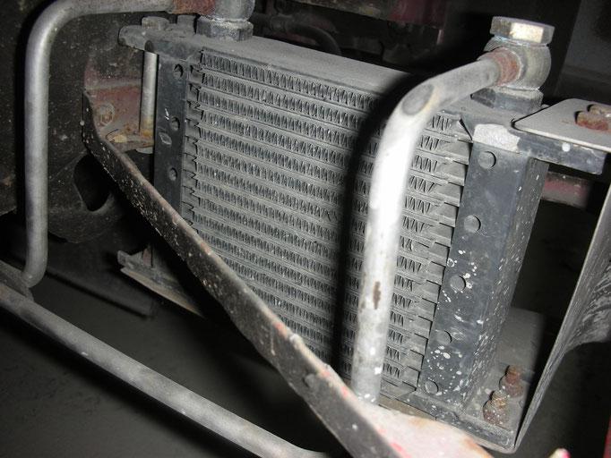 Zusatz-Automatik-Getriebeöl-Kühler