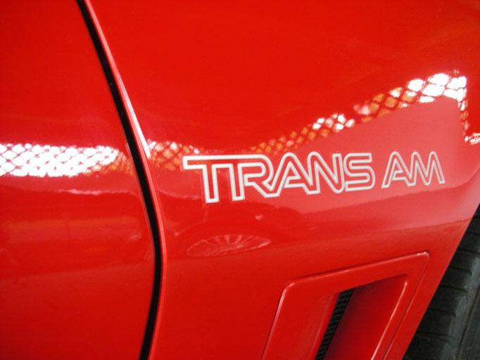 Trans Am Emblem von Phoenix Graphix