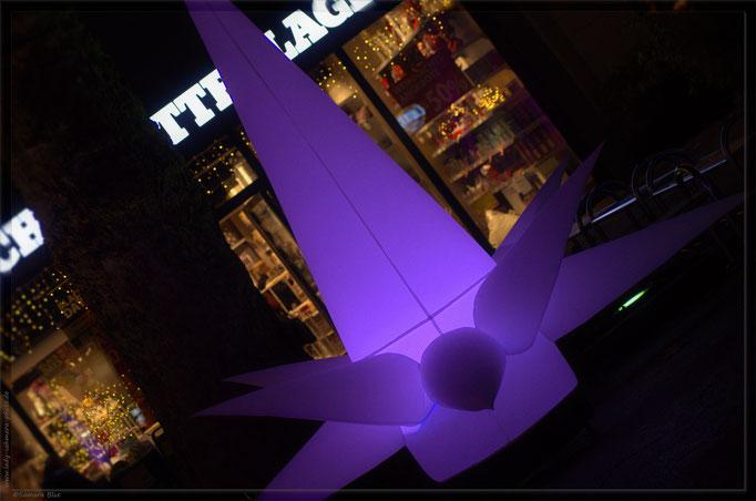 illumination - einkaufen in krefeld bei kerzenlicht - lady-sahmara-photo - photografin krefeld