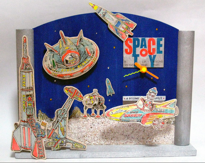 2008 SPACEふりこ時計