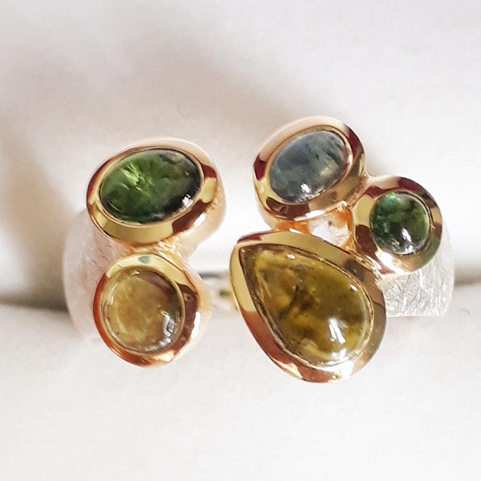 ring-turmalin-gruen-silber-925-sterling-vergoldet-groessenverstellbar