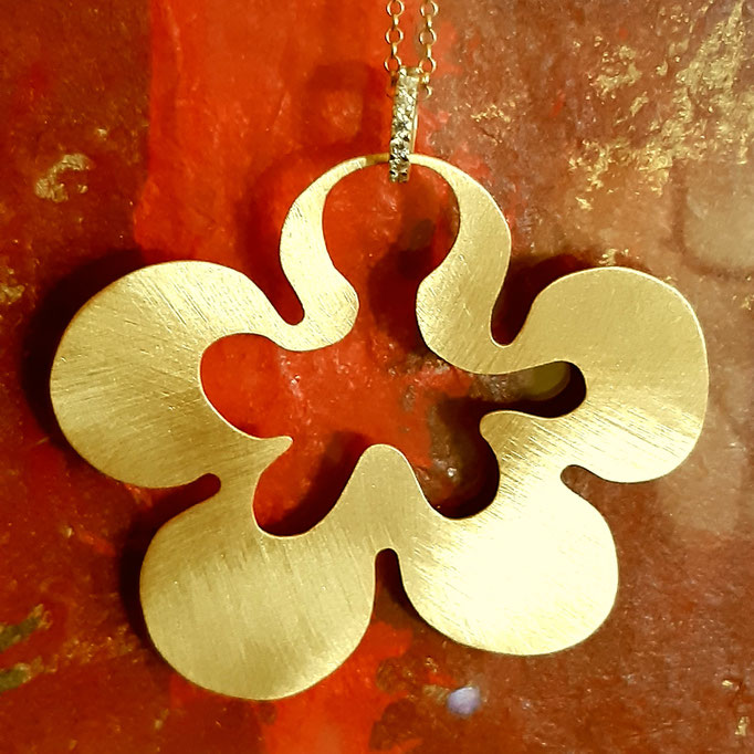 anhaenger-silber-925-hartvergoldet-warmer goldton-verschiedene kettenlaengen- auch in rund und oval