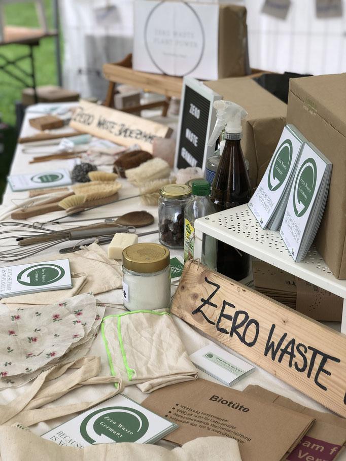 Zero Waste Germany Deutschland - Nachhaltigkeitsförderung