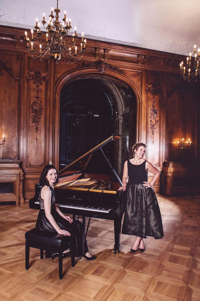 mit Camille Lemonnier, Pianistin, Fotos: Hannah Zückler