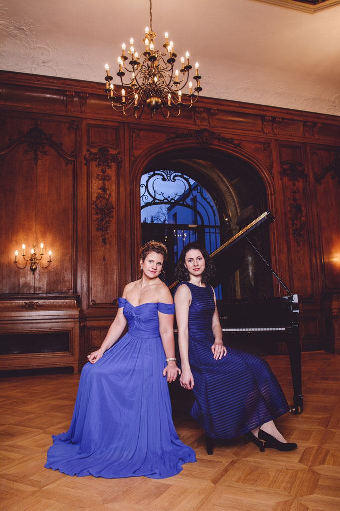 mit Camille Lemonnier, Pianistin, Fotos: Hannah Zückler Twofacephotography