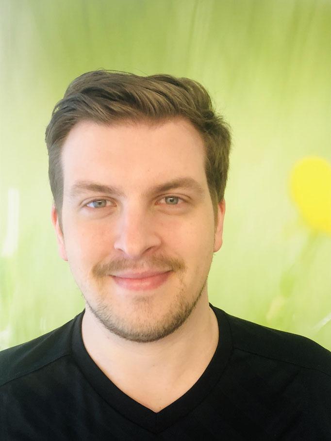 Florian Schleier, Physiotherapeut