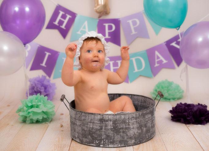 Geburtstagsshooting