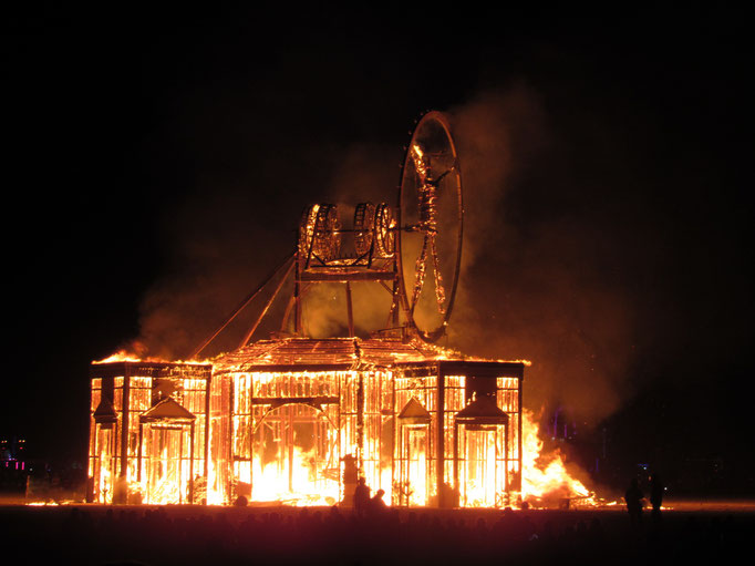 Der BURNING MAN
