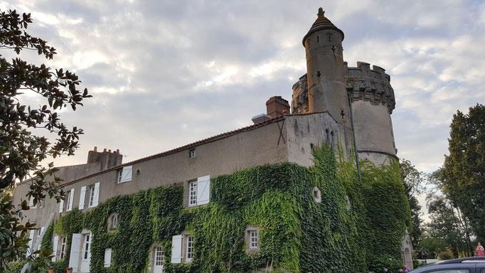 Le Castel de Verger in Challans