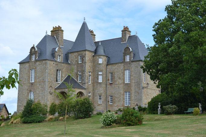 Chateau de Montbrault bei Fougères