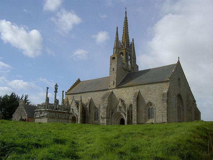 Notre Dame d' Tronoen Nähe Penmarch