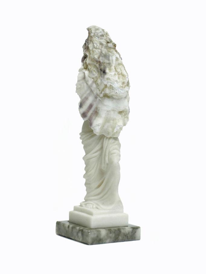 _Venere | plaster, granite, oyster