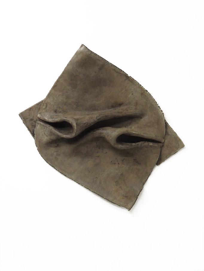 _Conchiglia   fabric, epoxyd resin