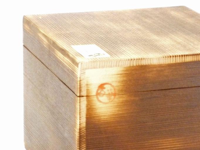 九谷焼酒井百華園 焼き塗装 木箱