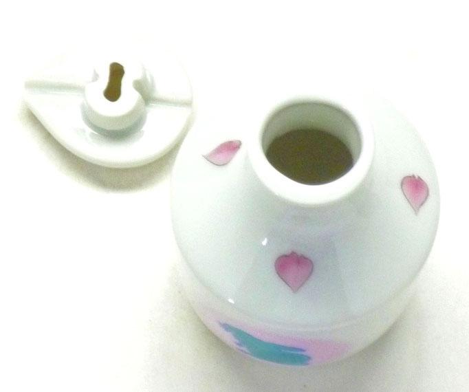九谷焼通販 醤油差し 汁次 おしゃれ うさぎ 桜