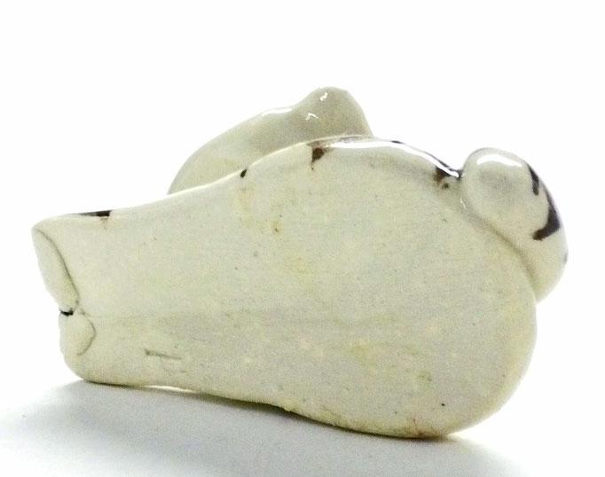 九谷焼【箸置き】白猫