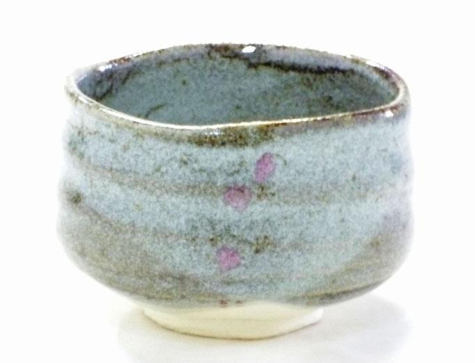 九谷焼【抹茶碗】ソメイヨシノ
