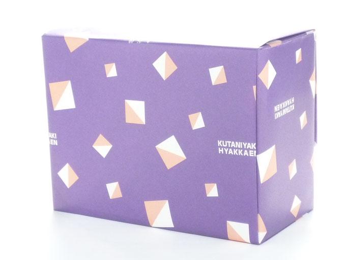 九谷焼 包装紙 ラッピング 百華園