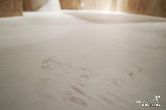 Fertige Bodengestaltung: Leicht zu reinigen & schön anzusehen