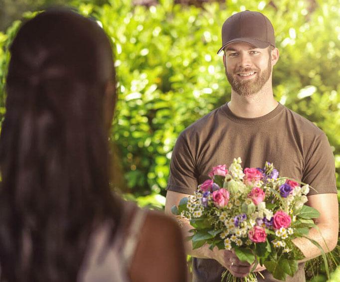 Notre service de livraison d'un bouquet Sabrina Maurel