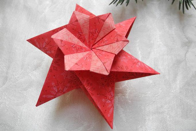Sterne falten aus papier