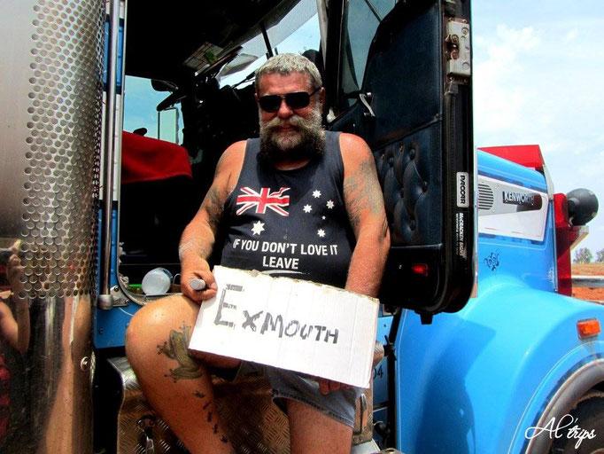 Australie - Exmouth
