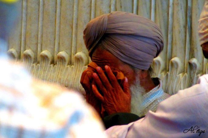 Inde - Temple Sikh