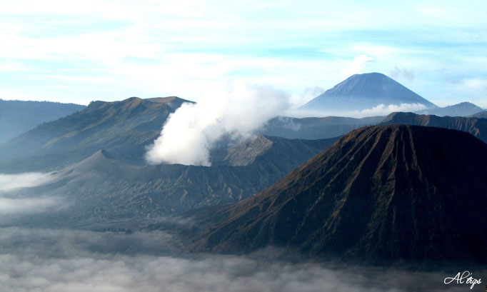 Indonésie - Volcan Bromo