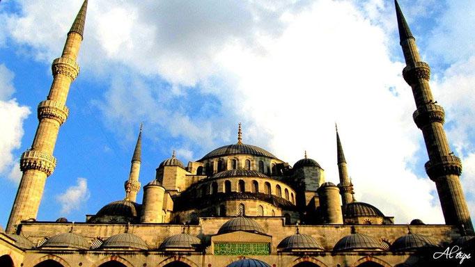 Turquie - Mosquée Bleue