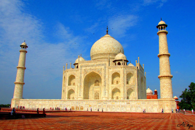 Inde - Taj Mahal