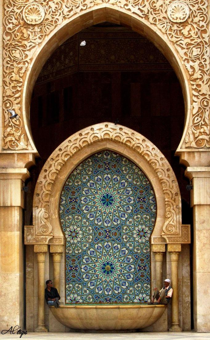 Mosquée Mohammed V - Casablanca