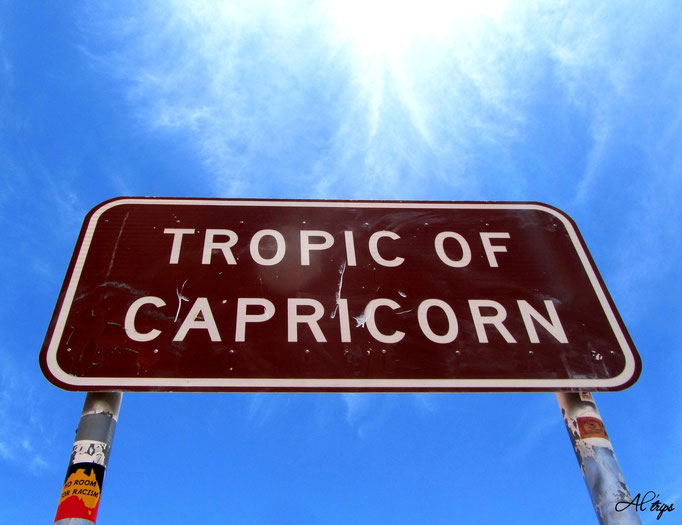 Australie - Tropique du Capricorne