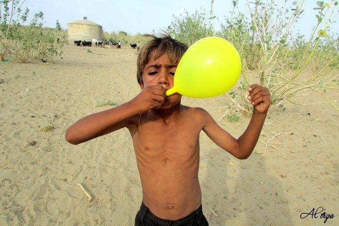 Inde - Désert du Thar