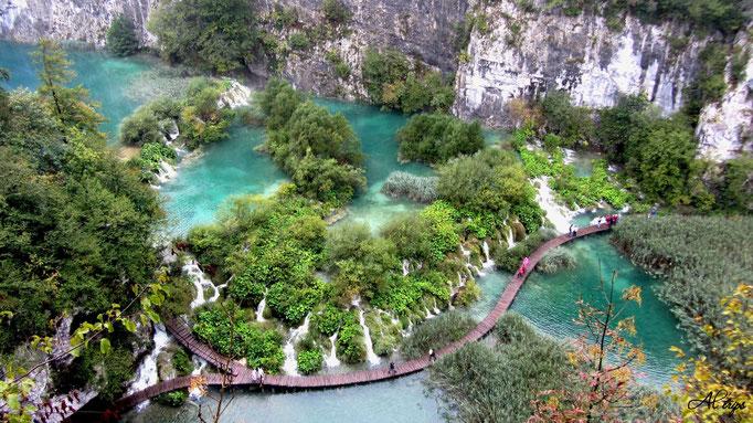 Croatie - Lacs de Plitvice