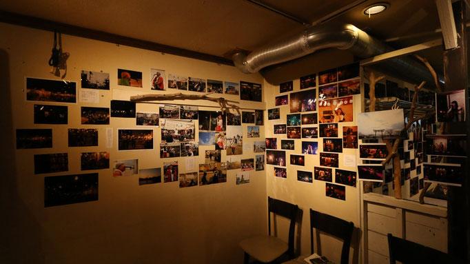 201712.28写真展「公園の角を駆け抜けてvol.1」展示風景