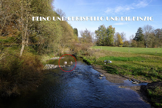 Fliegenfischen lernen in Deutschland mit der Fliegenfischerschule-Hessen - ein großartiges Erlebnis und Abenteuer.